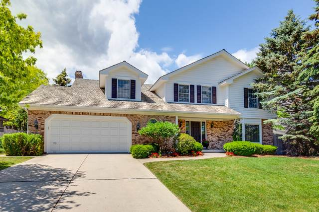1033 Windhaven Road, Libertyville, IL 60048 (MLS #11234669) :: Rossi and Taylor Realty Group