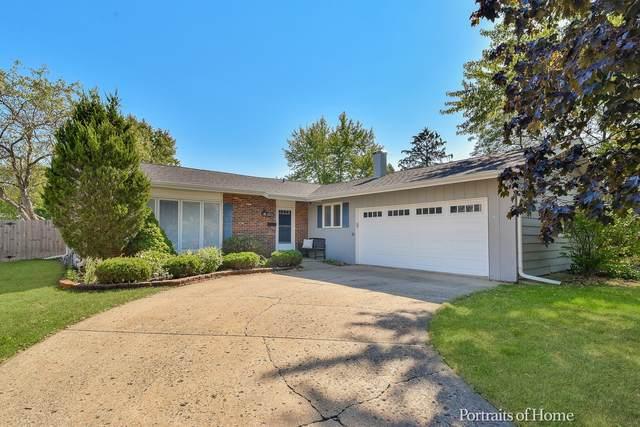 2021 Lancaster Lane, Wheaton, IL 60189 (MLS #11234722) :: John Lyons Real Estate