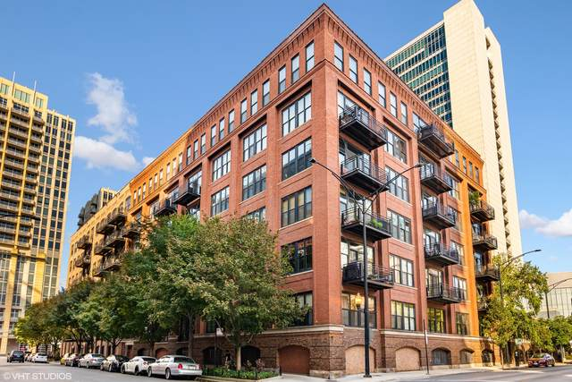 520 W Huron Street #407, Chicago, IL 60654 (MLS #11234813) :: The Wexler Group at Keller Williams Preferred Realty