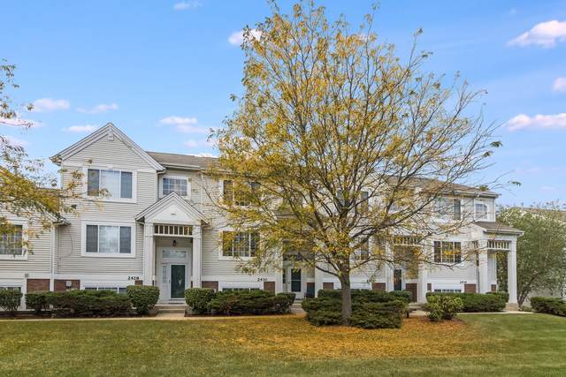 2430 Oakfield Court #2430, Aurora, IL 60503 (MLS #11234820) :: John Lyons Real Estate