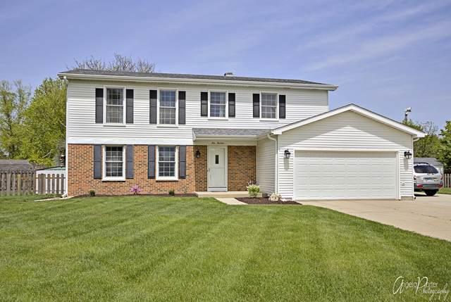 114 Springbrook Court, Mchenry, IL 60050 (MLS #11234859) :: John Lyons Real Estate