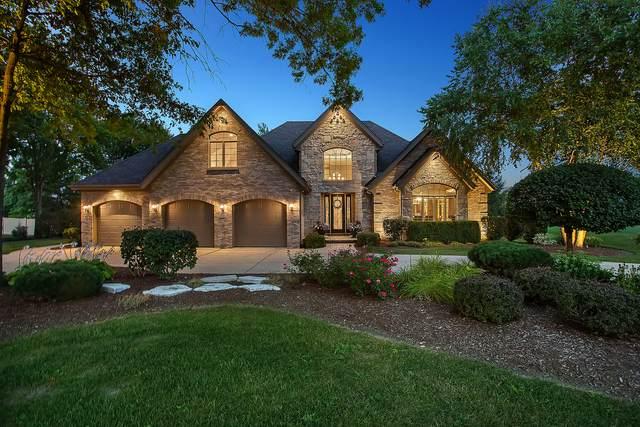 17901 S Crystal Lake Drive, Homer Glen, IL 60491 (MLS #11234861) :: The Wexler Group at Keller Williams Preferred Realty