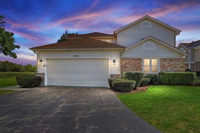 1055 Sweetflower Drive #1055, Hoffman Estates, IL 60169 (MLS #11234872) :: Littlefield Group