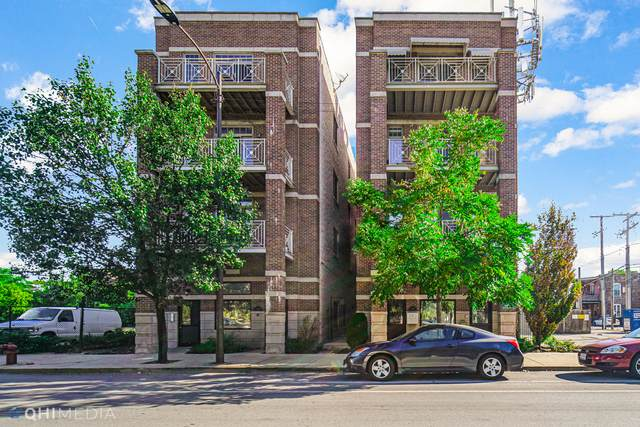 3631 S Cottage Grove Avenue #2, Chicago, IL 60653 (MLS #11234972) :: John Lyons Real Estate