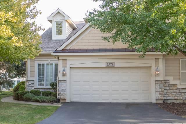 2373 Greenbrook Drive #2373, Aurora, IL 60502 (MLS #11234980) :: John Lyons Real Estate