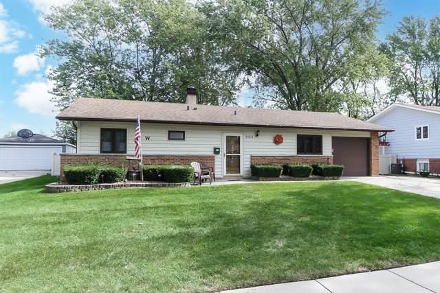 505 Aberdeen Street, Hoffman Estates, IL 60169 (MLS #11234983) :: Littlefield Group