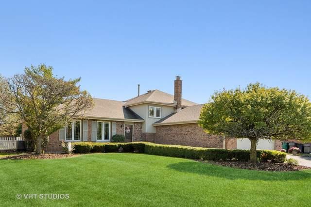 15407 Sheffield Lane, Orland Park, IL 60462 (MLS #11234991) :: John Lyons Real Estate