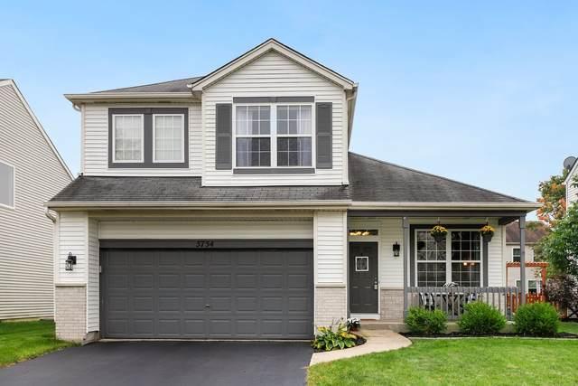 5754 Lake Pointe Drive, Plainfield, IL 60586 (MLS #11235067) :: John Lyons Real Estate