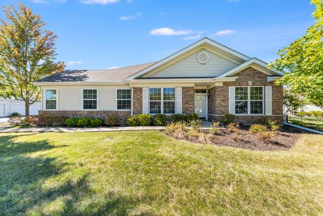 16508 Buckner Pond Way, Crest Hill, IL 60403 (MLS #11235098) :: John Lyons Real Estate