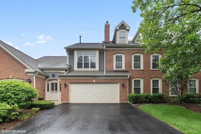 203 Princeton Lane, Glenview, IL 60026 (MLS #11235227) :: Littlefield Group