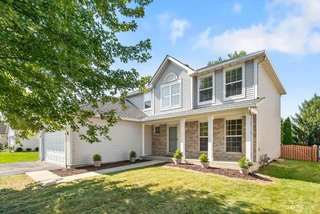 2241 Jason Drive, Montgomery, IL 60538 (MLS #11235290) :: John Lyons Real Estate