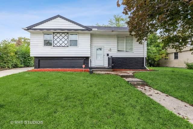 111 N Walnut Lane, Glenwood, IL 60425 (MLS #11235348) :: The Wexler Group at Keller Williams Preferred Realty