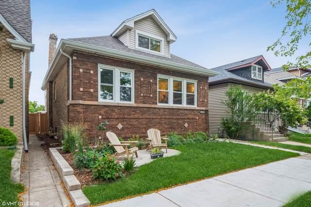 6336 W Hyacinth Street, Chicago, IL 60646 (MLS #11235353) :: John Lyons Real Estate
