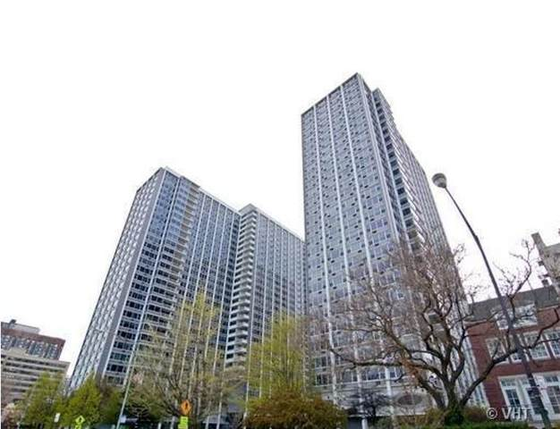 4250 N Marine Drive #421, Chicago, IL 60613 (MLS #11235398) :: Touchstone Group