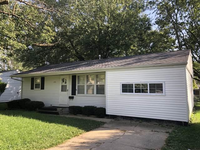 1116 Roselawn Drive, Paxton, IL 60957 (MLS #11235423) :: John Lyons Real Estate