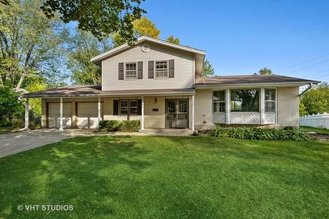 803 N Wente Court, Palatine, IL 60074 (MLS #11235585) :: John Lyons Real Estate