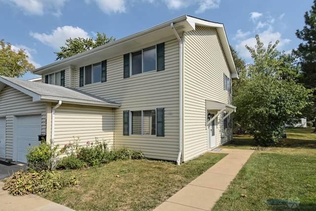531 Alton Court, Carol Stream, IL 60188 (MLS #11235650) :: John Lyons Real Estate