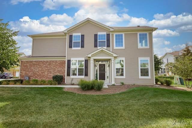10040 Cummings Street #10040, Huntley, IL 60142 (MLS #11235672) :: John Lyons Real Estate