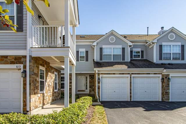 611 Grosse Pointe Circle 12-4, Vernon Hills, IL 60061 (MLS #11235674) :: John Lyons Real Estate