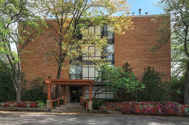 1833 Four Lakes Avenue 4C, Lisle, IL 60532 (MLS #11235691) :: John Lyons Real Estate