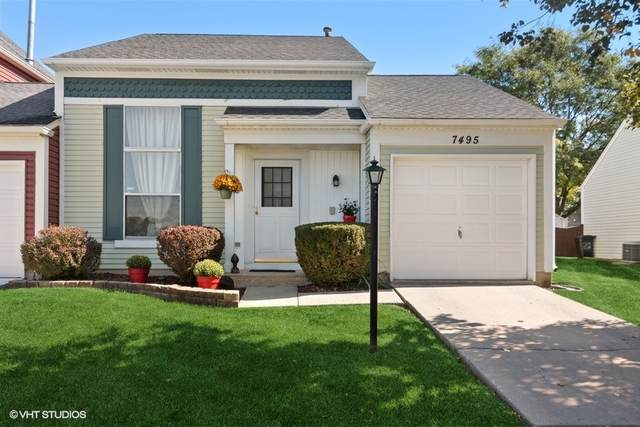 7495 Grant Circle, Hanover Park, IL 60133 (MLS #11235776) :: Littlefield Group