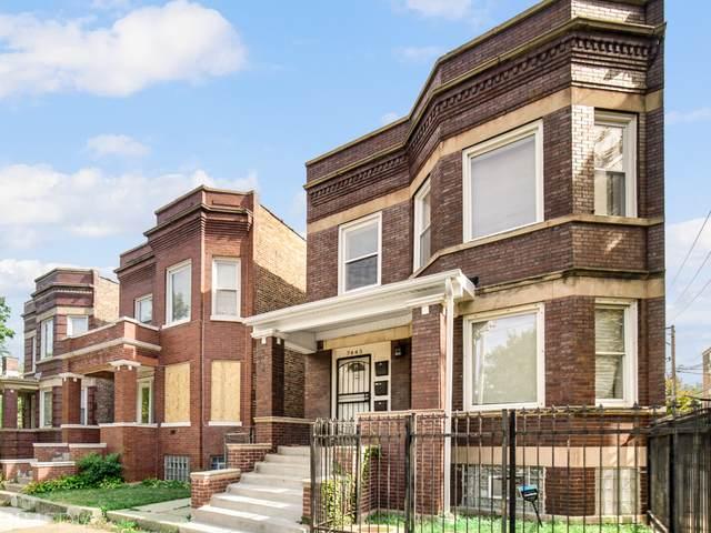 7445 S Dante Avenue, Chicago, IL 60619 (MLS #11235794) :: Ani Real Estate
