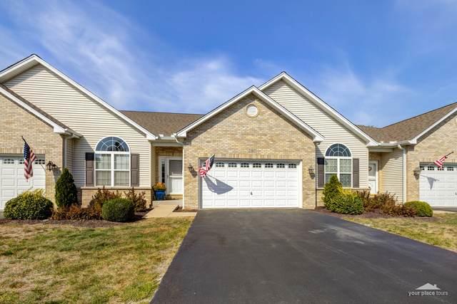 240 Geraldine Court, Somonauk, IL 60552 (MLS #11235975) :: John Lyons Real Estate