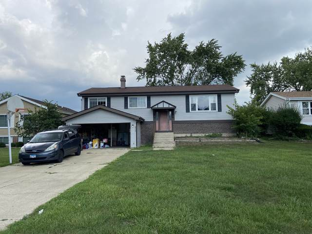 8112 W Evergreen Drive, Frankfort, IL 60423 (MLS #11236007) :: Littlefield Group