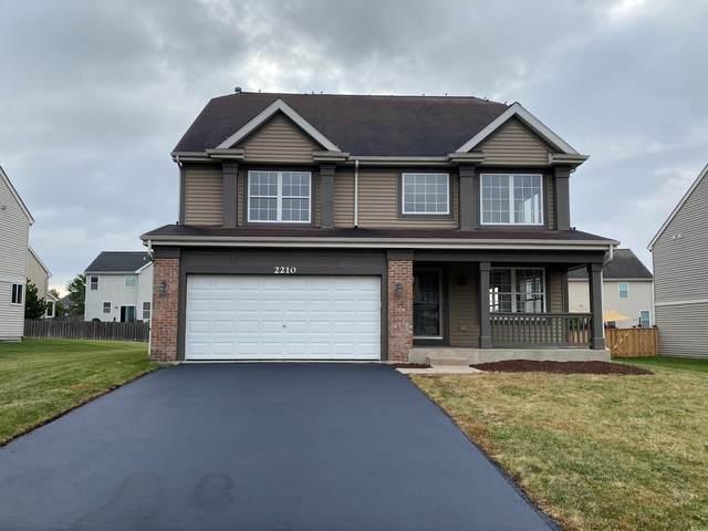 2210 Waterbury Drive, Joliet, IL 60431 (MLS #11236106) :: John Lyons Real Estate