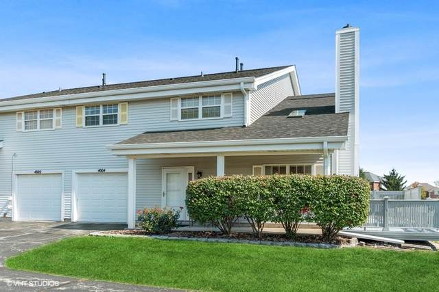 4004 193rd Street #4004, Country Club Hills, IL 60478 (MLS #11236148) :: The Wexler Group at Keller Williams Preferred Realty