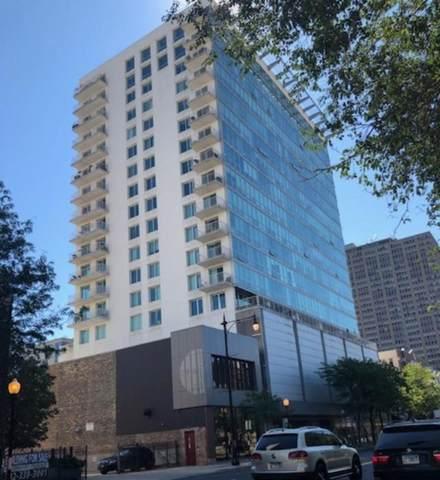 1845 S Michigan Avenue #606, Chicago, IL 60616 (MLS #11236183) :: Touchstone Group