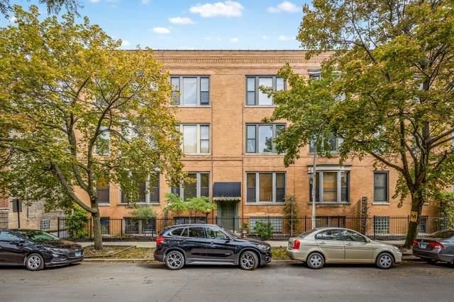 3901 N Fremont Street G, Chicago, IL 60613 (MLS #11236232) :: Touchstone Group