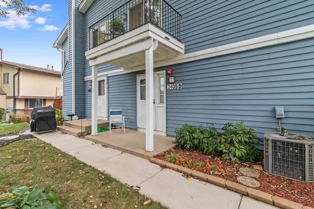 2405 Brunswick Circle D, Woodridge, IL 60517 (MLS #11236265) :: Littlefield Group