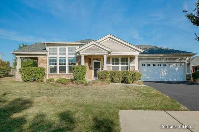 2651 Camberley Circle, Naperville, IL 60564 (MLS #11236291) :: Littlefield Group