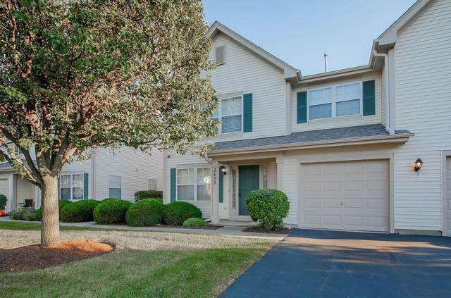 2455 Frost Drive, Aurora, IL 60503 (MLS #11236302) :: John Lyons Real Estate