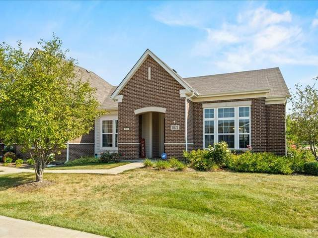 2672 Barrington Circle, Naperville, IL 60564 (MLS #11236307) :: Littlefield Group