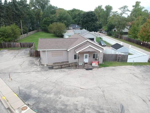 60 Eagle Point Road, Fox Lake, IL 60020 (MLS #11236325) :: John Lyons Real Estate