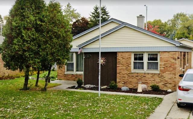 3132 W Whipple Drive, Merrionette Park, IL 60803 (MLS #11236352) :: Littlefield Group
