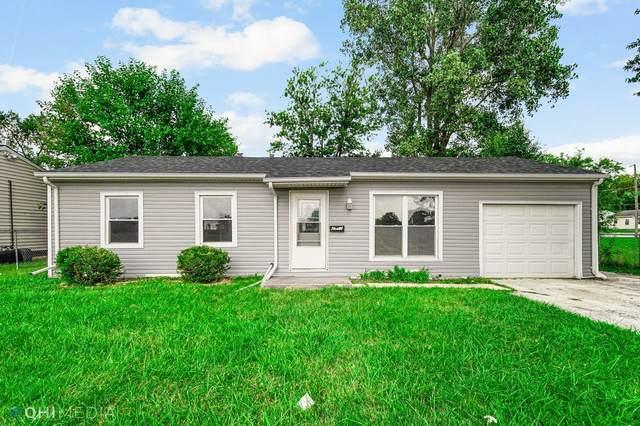 2517 223RD Street, Sauk Village, IL 60411 (MLS #11236446) :: Littlefield Group
