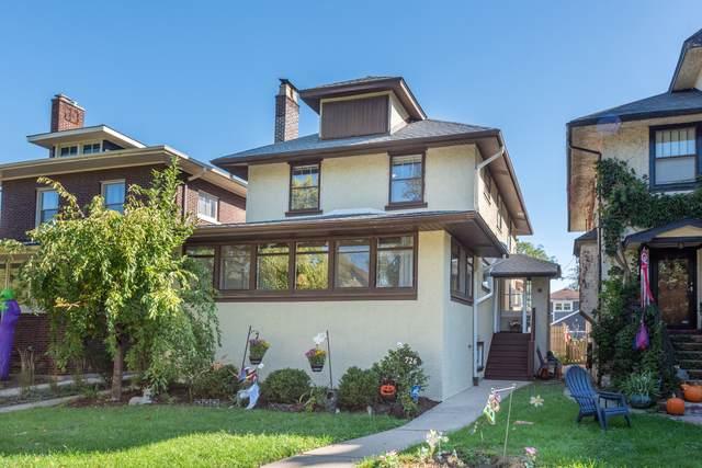 726 Lyman Avenue, Oak Park, IL 60304 (MLS #11236460) :: Carolyn and Hillary Homes
