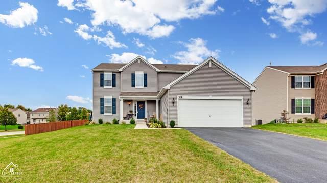 311 Sutton Street, Yorkville, IL 60560 (MLS #11236490) :: John Lyons Real Estate