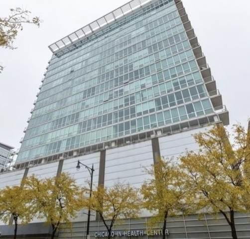 1845 S Michigan Avenue #803, Chicago, IL 60616 (MLS #11236543) :: Ryan Dallas Real Estate