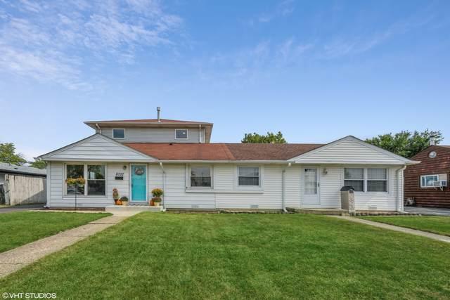 8737 S Corcoran Road, Hometown, IL 60456 (MLS #11236639) :: John Lyons Real Estate
