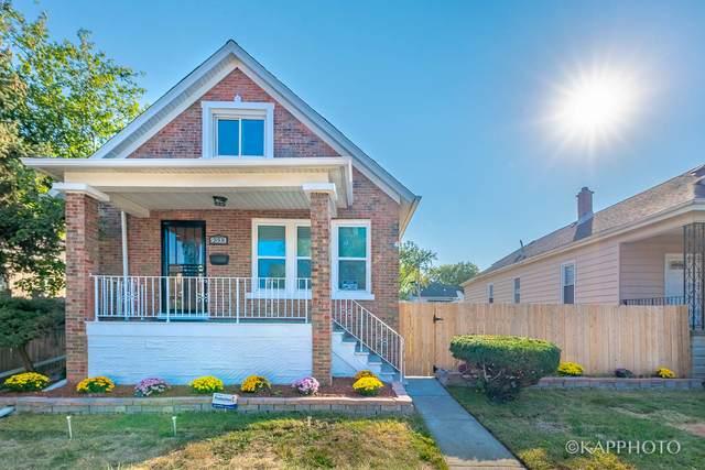 9333 S Avalon Avenue, Chicago, IL 60619 (MLS #11236676) :: John Lyons Real Estate