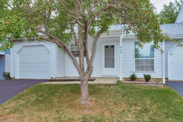 646 Pleasant Place, Island Lake, IL 60042 (MLS #11236855) :: John Lyons Real Estate
