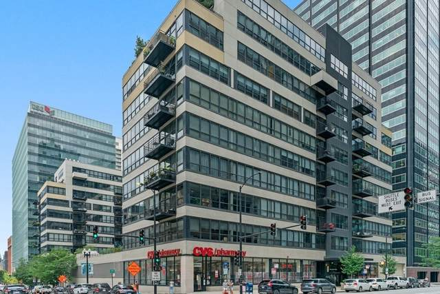 130 S Canal Street #413, Chicago, IL 60606 (MLS #11236858) :: Touchstone Group