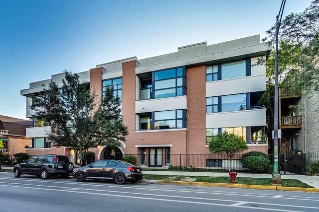 2065 N Kedzie Avenue #327, Chicago, IL 60647 (MLS #11236938) :: Touchstone Group
