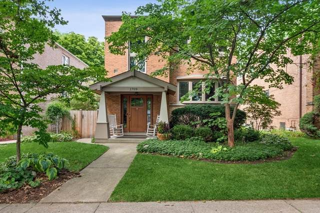 1709 Washington Street, Evanston, IL 60202 (MLS #11236950) :: Rossi and Taylor Realty Group