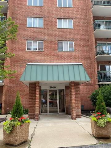 545 S River Road 607A, Des Plaines, IL 60016 (MLS #11236982) :: The Wexler Group at Keller Williams Preferred Realty