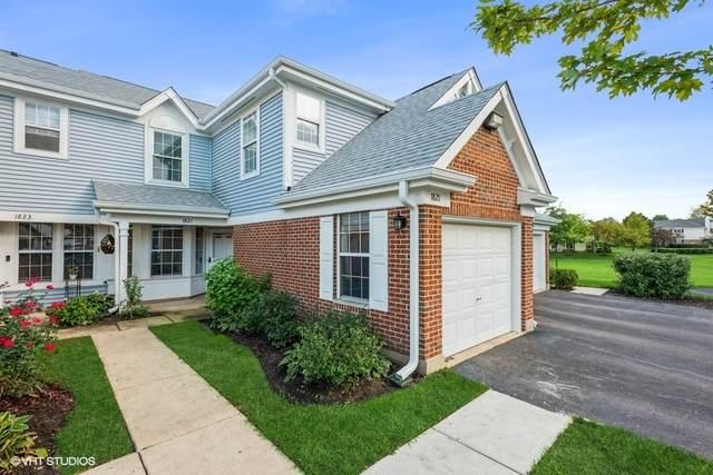 1821 Quaker Hollow Lane, Streamwood, IL 60107 (MLS #11236984) :: John Lyons Real Estate
